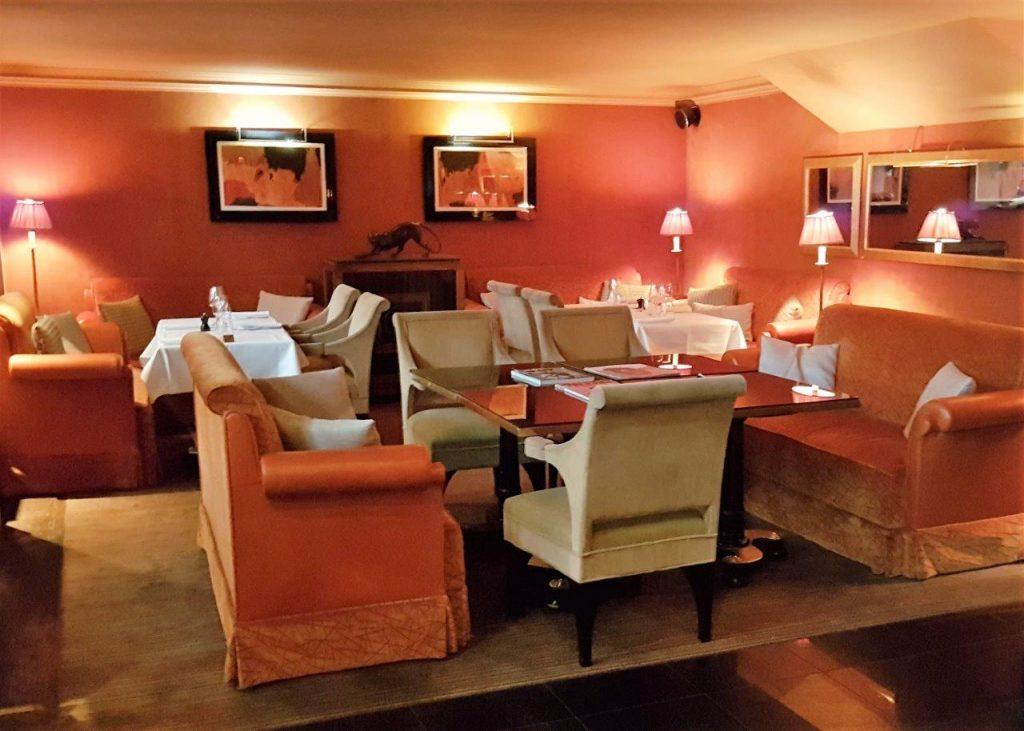 le berkeley restaurant paris 8e berkeley version david et thibault restaurants. Black Bedroom Furniture Sets. Home Design Ideas