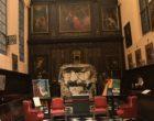 La chapelle revue en salle d'exposition ©GP