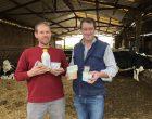 Saint-Sauveur-d'Emalleville : le bon lait de la Ferme Fontaine