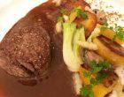 Filet boeuf sauce Grand Veneur © GP