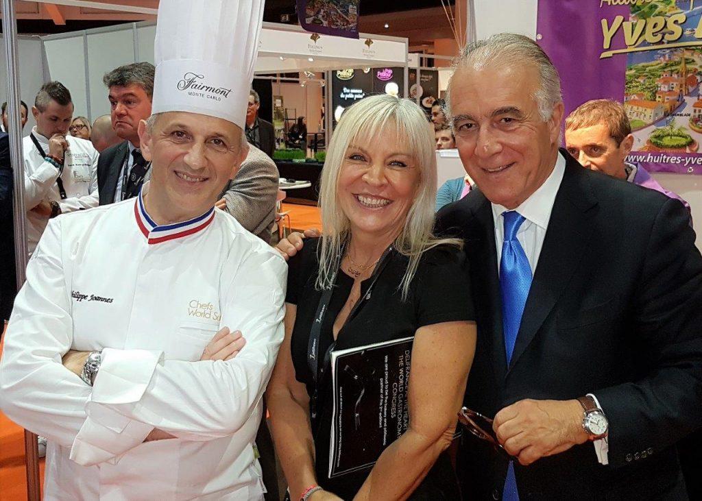 Philippe Joannes, Catherine Decuyper et Xavier Rugeroni © AA