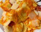 Ravioles de légumes et sauce tomate ©SK