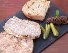 Terrine de l'AOC et chutney d'oignons ©DR