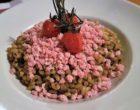 Coquillettes au jambon et aux truffes ©GP