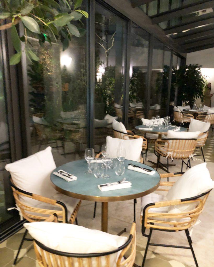Maison br guet restaurant paris 11e les d lices de la - Restaurant la table des delices grignan ...