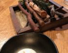 Bois de salsifis, mousse de panais et chocolat blanc ©GP