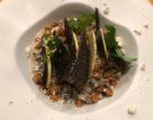 Risotto de céleri, truffe du Périgord, châtaignes fraîches ©GP