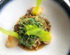 Salade de nouilles soba et saint jacques aux pois mange tout ©GP