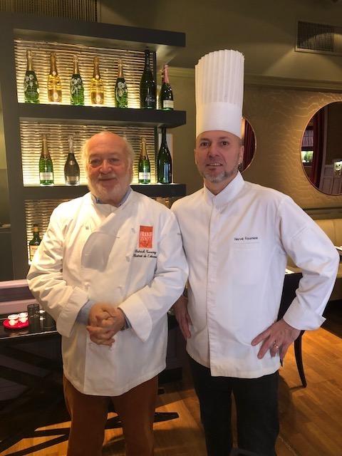 Patrick Tanésy et Hervé Fourrière © GP