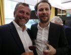 Paul Canarelli et Mathieu Pacaud à l'Hexagone en mai 2016 © GP