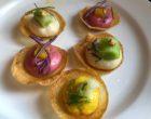 Mini-tartelette de légumes © GP