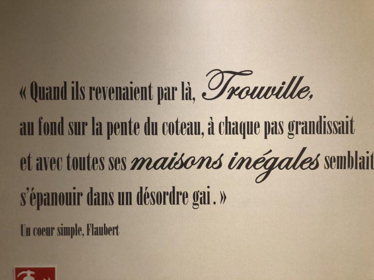 Citation De Flaubert Dans Un Couloir Le Blog De Gilles Pudlowski