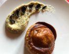 Chausson aux truffes et purée de polenta aux truffes © GP