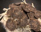 Salsifis à la truffe noire © GP