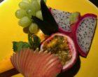 Choix de fruits exotiques ©GP