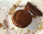Tarte au chocolat fumé © GP
