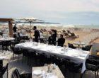 La plage et l'Esterel © AA