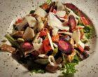 Salade d'artichauts, vieux parmesan 24 mois © GP