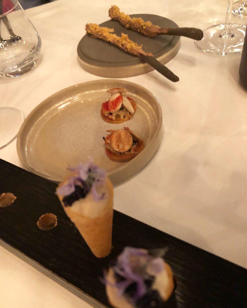 La Table Restaurant Assignan Les Raffinements De La Table Le