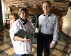 Burelles : la leçon de cuisine d'Evelyne Louvet