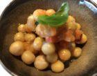Haricots blancs, légumes et fenouil © GP