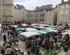 Le marché © GP