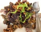 Fritons de canard en salade © GP