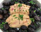 Foie gras frais aux pruneaux © GP