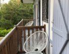 Sur le balcon © GP