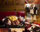 Paris 3e: la brasserie Jenny vue par Maurice Rougemont
