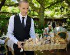 Baptiste Tattevin au service des pains ©AA