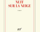 Nuit sur la neige de Laurence Cossé