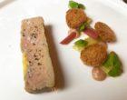 Foie gras, rhubarbe, brioche, oxalys ©GP