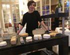 Présentation des fromages © GP