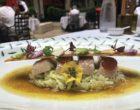 Salade d'anguille au chou et raifort ©GP