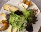 L'assiette de fromages © GP