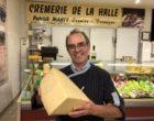 Cahors : les bons fromages des halles