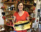 Soufflenheim : la fée de la poterie colorée
