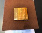 Le cube en chocolat © GP