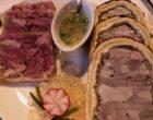 Presskopf et pâté de viande © GP