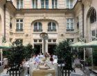 Paris 8e : Crillon, le bonheur au patio