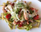 Salade d'écrevisses, tomates cerises, craquant de fenouil © GP