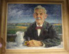 Le grand père Wehrung © Hôtel des Vosges à la Petite Pierre
