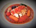 Lotte rôtie au beurre de tomate ©AA