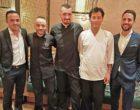 Antoine Lecorché et l'equipe ©AA