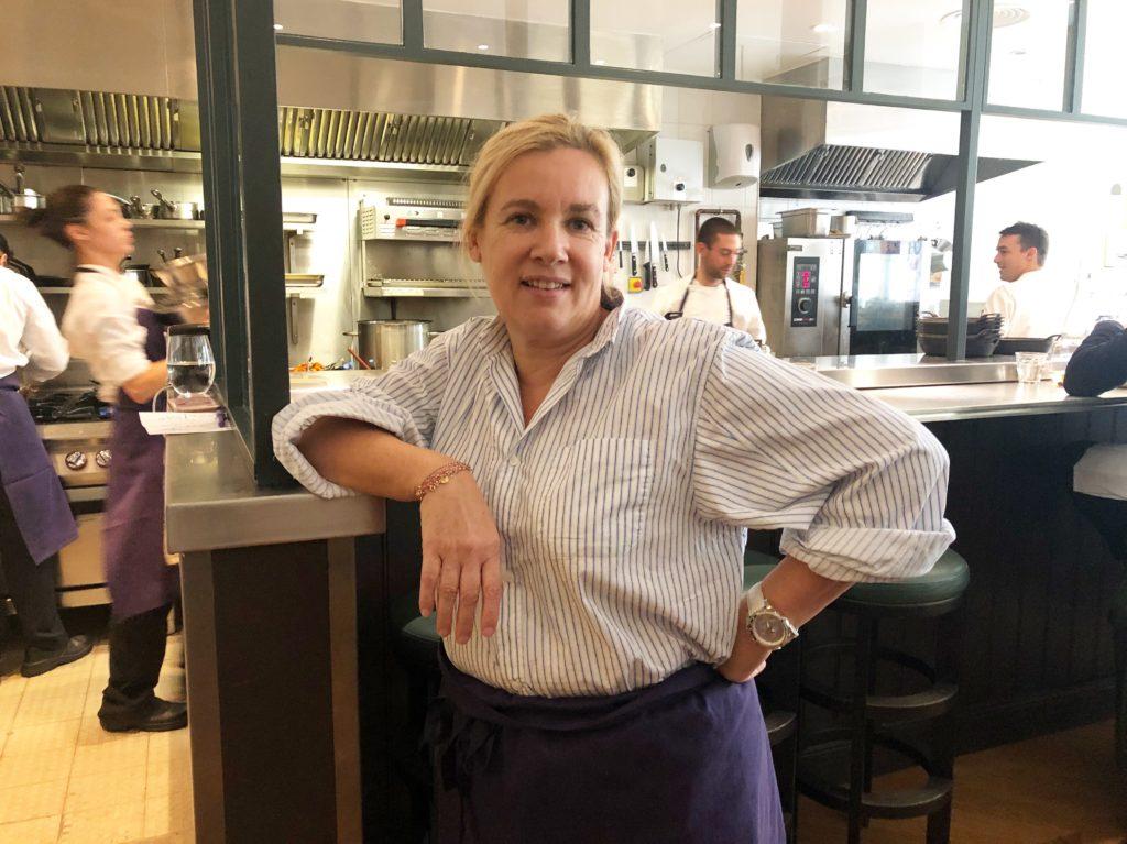 Joia Par Helene Darroze Restaurant Paris 2e Le Joyau D Helene