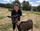 Celles : la femme qui parle à l'oreille des chèvres