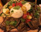Mozzarella et légumes grillés ©GP