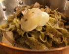 Mafaldine à la crème de truffe fraîche de Molise ©GP