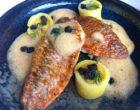 Fllets de rouget au jus de bouillabaisse © GP